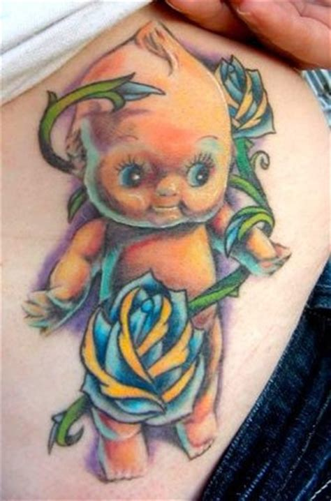 kewpie doll tattoo cupie doll