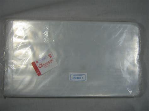 jual plastik kemasan pp bening transparan ukr 20cm x 35cm x 0 10 mm grosir sumber plastik