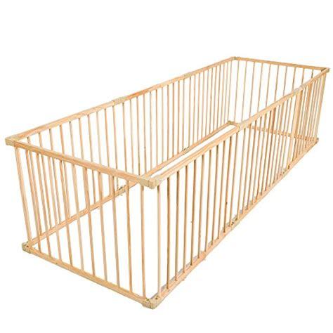 Recinto Esterno tectake recinto grande per cuccioli esterno recinto per