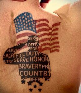 navy tattoo process army tattoos show your respect for the defenders of freedom