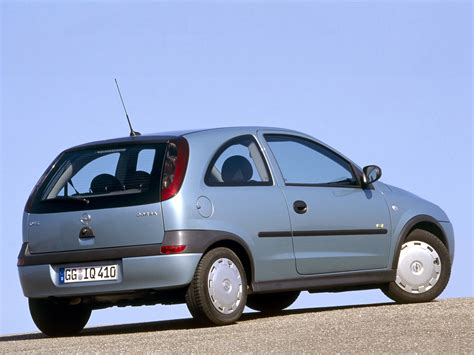 2000 opel corsa c pictures information and specs auto