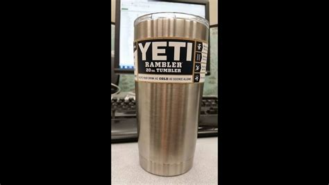 Cardy Tumbler by Is Yeti All That