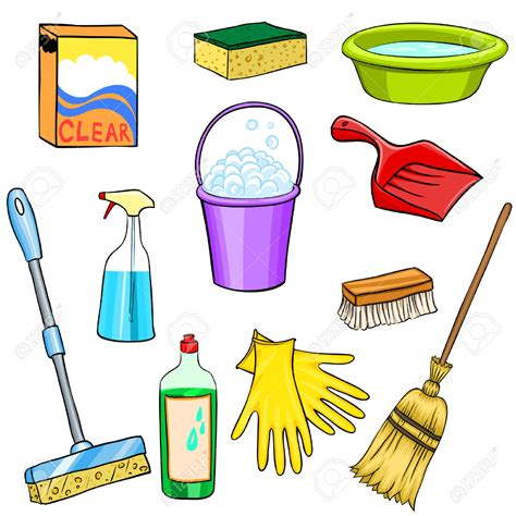 cleaning clip cleaning supplies clipart 101 clip