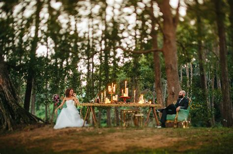 The Wedding by Vintage Forest Wedding Floralovely