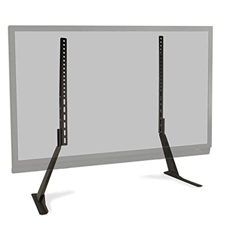 Tv Metal Stand Bracket 13m Thick 400 X 400 Pitch 45cm Wall Distance 1 wali table top tv stand for most 22 65 lcd flat screen tv vesa up to 800 x 400tvs 001 black