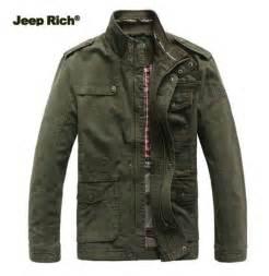 Jeep Winter Jacket Jeep Rich 174 Winter Jacket Cotton Blend Zipper