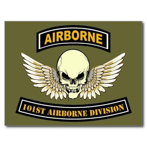 101st airborne tattoo designs 101st airborne division custom skull design postcard