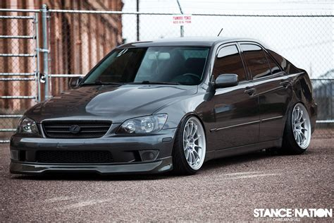 lexus is300 slammed who likes slammed is300 s with wide wheels and low