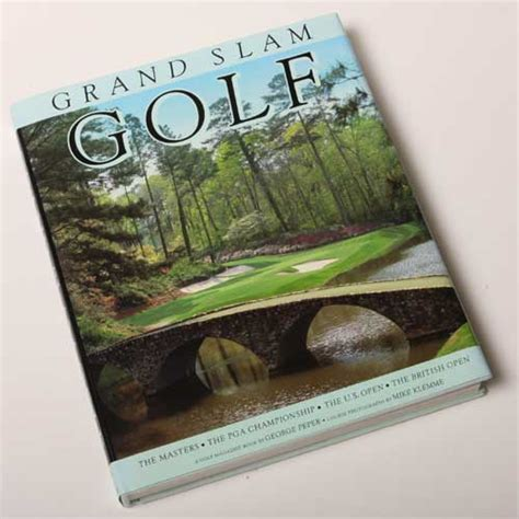Golf Coffee Table Book Golf Edr Creations E Commerce