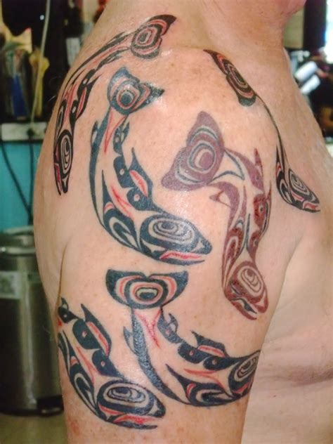 texas tribal tattoos photos tattooing enjoys a revival