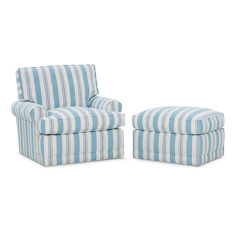 Slipcover Chair And Ottoman Slipcover Chair And Ottoman Slip 068 Robin Bruce Outlet Discount Furniture Selections