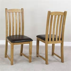 Slat Back Dining Chair Cheshire Rustic Oak Small Dining Table Set 4 Slat Back Dining Chairs