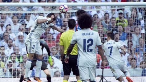 Bendera Wasit Diego real madrid v atl 233 tico madrid laporan pertandingan 08 04