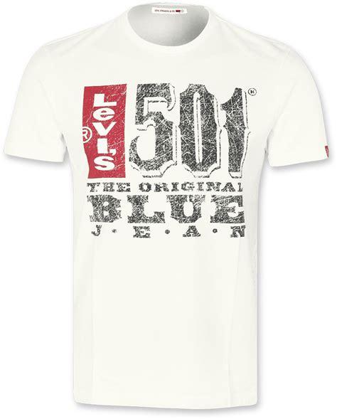 Kaos Levis 501tshirtt Shirt Levis 501 levi s 174 original 501 174 t shirt vintage white