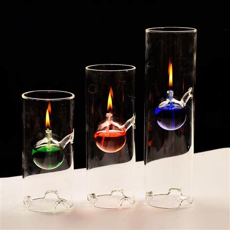 18 Cylinder Vase Creative Beautiful Glass Cylinder Oil Lamp China
