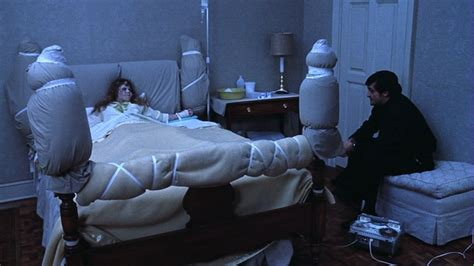 scary movie bedroom scene passion for movies the exorcist an intense and