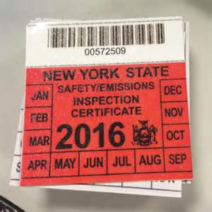 new car inspection sticker counterfeit vehicle inspection stickers are seized at