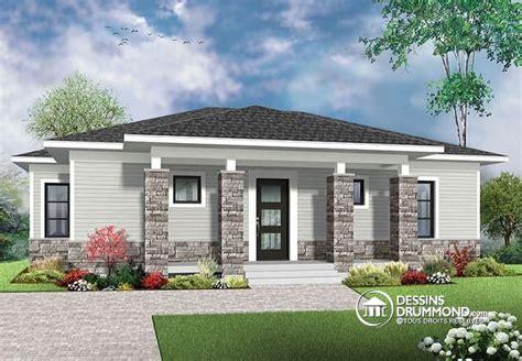 plan extension maison 3148 plain pied avec noyo blogue dessins drummond