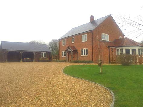building a farmhouse new build services brackstone builders based near