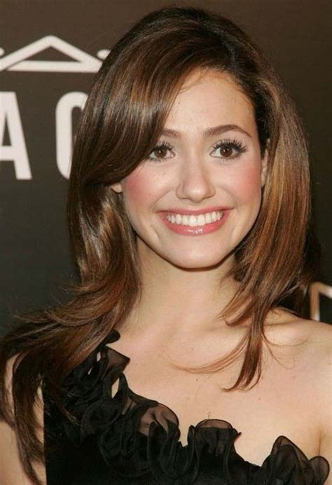 emmy rossum short hair 21 best short brown hairstyles you must try immediately