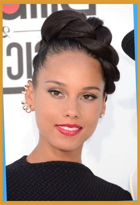 bun styles for african american women updo hairstyles for african american women braided bun