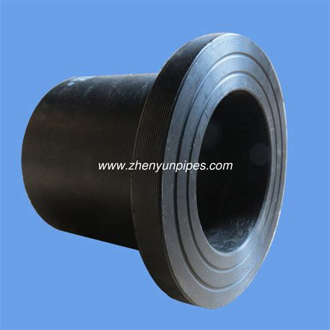 Fitting Pipa Hdpe Thread Socket Luar 2 1 2 Inci 75 Mm plastic hdpe pipe fitting stub flange adaptor size from 75mm to 630mm