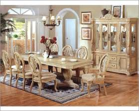traditional dining room sets mcferran home furnishings 9pc formal pedestal dining