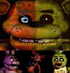 Nightmare at freddy fazbears pizzeria poster by wijdude111 on