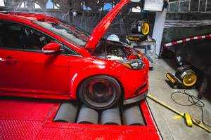 Ford Focus St Turbo Upgrade Ford Focus St Boosted With Atp Bolt On Gtx28 Turbo Upgrade