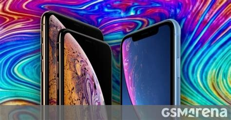 apple iphone xs xs max and xr announcement coverage wrap up gsmarena news