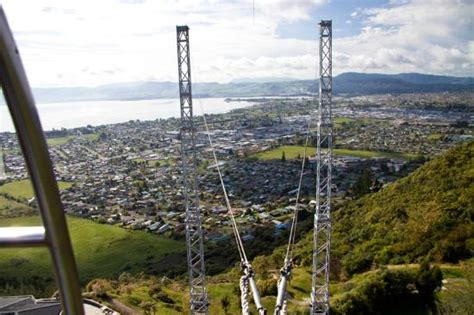 sky swing skyswing rotorua all you need to know before you go