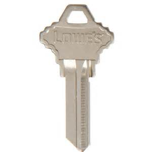 Lowes Christmas Decorating Ideas Schlage 89498 The Hillman Group 68 Axxess House Key Blank