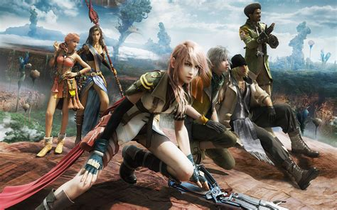 review final fantasy xiii  share indonesian ideas