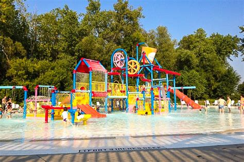 attractions roseland waterpark hill cground directions attractions