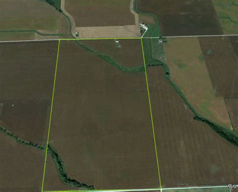pattern tiling farmland video 315 acres full pattern tile system farm for sale indiana