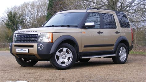 land rover discovery 2005 2005 land rover discovery 4 2 7 tdv6 s manual for sale in