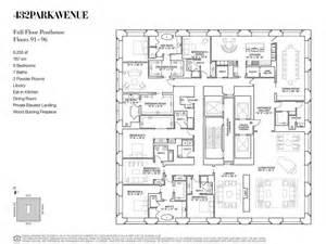 79 5 million penthouse at 432 park ave business insider