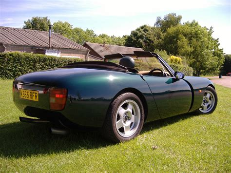 Tvr Griffith Tvr Griffith Photos Photogallery With 20 Pics Carsbase