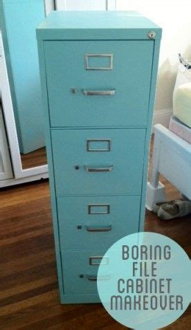 25 best ideas about painted file cabinets on