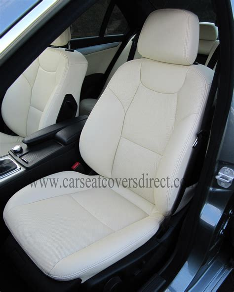 mercedes  class  leather retrim car seat covers direct tailored   choice