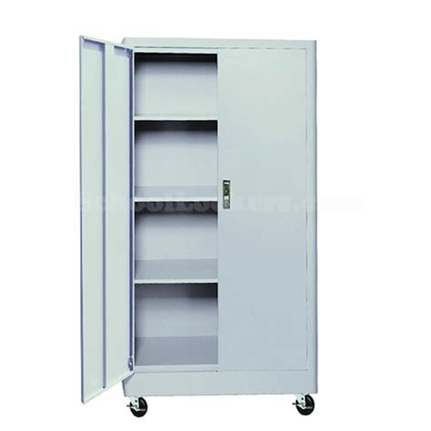 Portable Storage Cabinets by Door Mobile Storage Cabinet