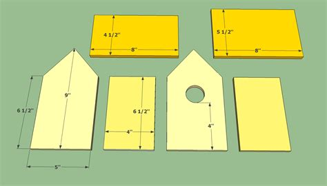 Bird Houses Plans by Wooden Birdhouse Plans Pdf Woodworking