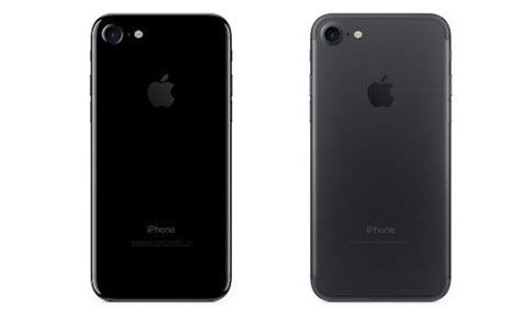 should i choose the jet black or the matte black for my iphone 7 quora