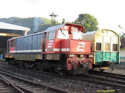 Jam Tettonis W Ton 201 W 19 jenis lokomotif kehidupan