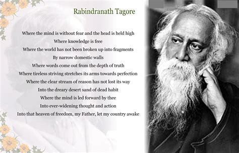 rabindranath tagore biography and works search texts rabindranath tagore quotes quotesgram
