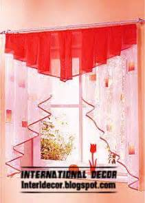 Curtain Design For Kitchen by Small Curtains Models For Kitchens In Different Colors