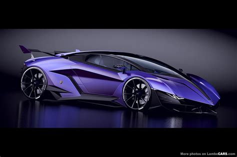 Version Of Lamborghini The Lamborghini Resonare Concept By Paul Czyzewski
