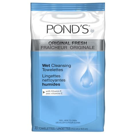 Ponds Detox Lotion Review by Pond S Original Fresh Cleansing Towelettes Reviews In