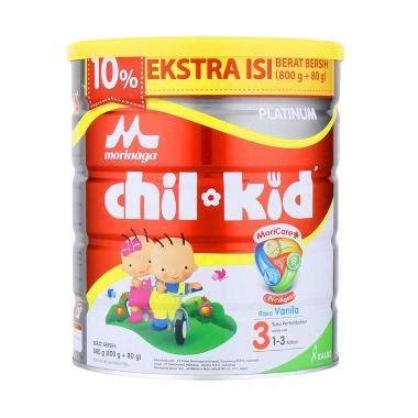 Morinaga Chil Mil Platinum 800gr jual formula morinaga chil kid bmt terbaru