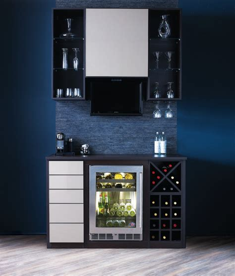 modern mini bar mini bar contemporary wine cellar vancouver by california closets vancouver